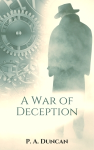 A War of Deception Front Cover A