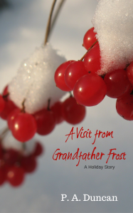 A Visit from Grandfather Frost-2