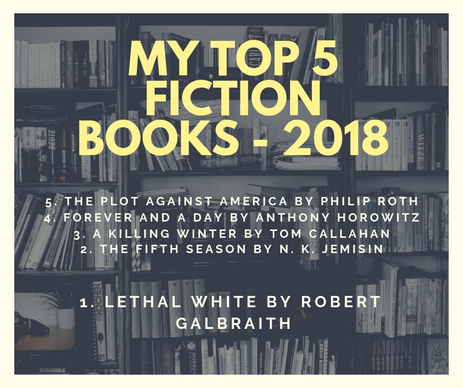 Top Five Fiction